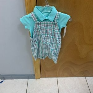 Toddler two piece outfit